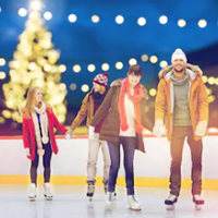 christmas-ice-skating